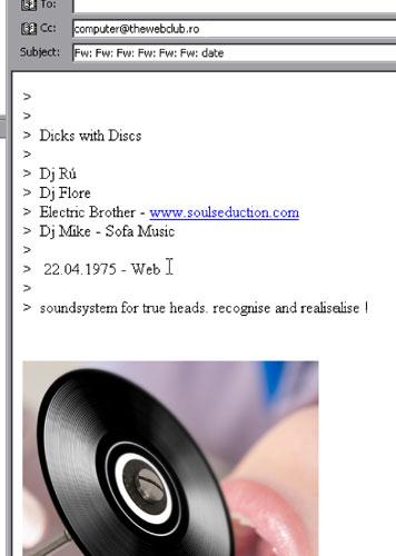 Dicks with Discs