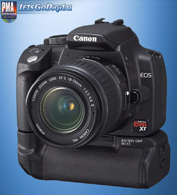 Canon EOS 350D / Digital Rebel XT