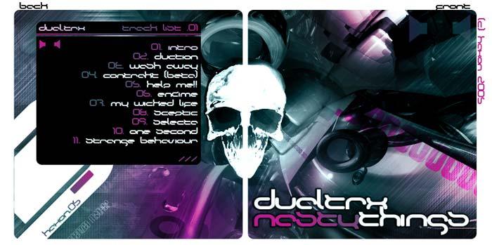 dualTRX – Nasty Things