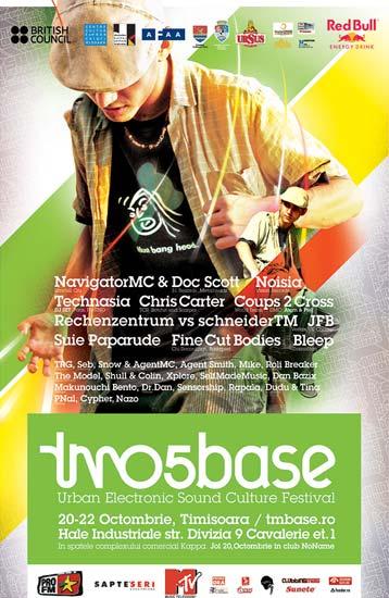 TM05Base – program + bilete