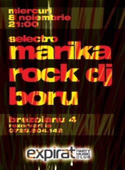 Rock DJ Boru Marika