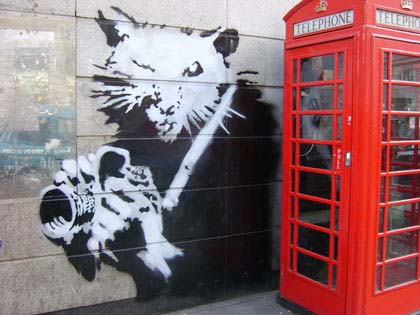 New From Banksy