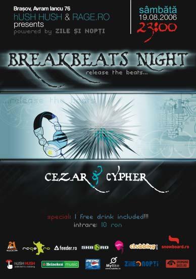 Cezar & Cypher la BV