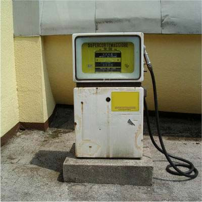 Actiune de protest privind pretul carburantilor!
