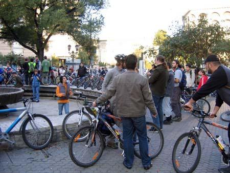 bicicletele din nou pe strazi