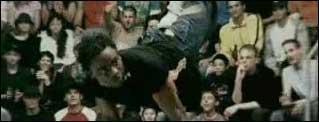 Breakdance cum nu ai mai vazut
