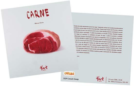 Carne – Mircea Suciu