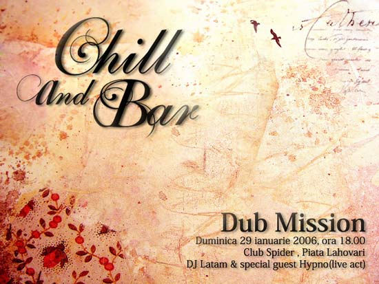 Chill and Bar – Dub Mission