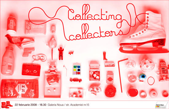 Collecting collectors – Anca Benera