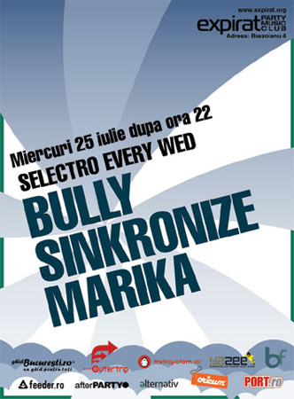 Marika + Bully + Sinkronize