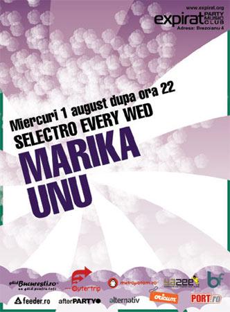 Marika + Unu @ expirat