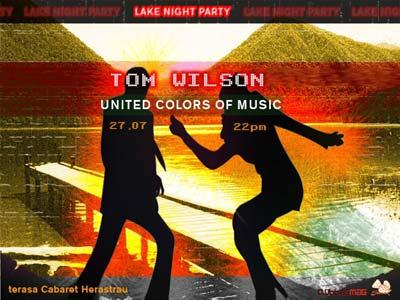 Tom Wilson @ the lakeside