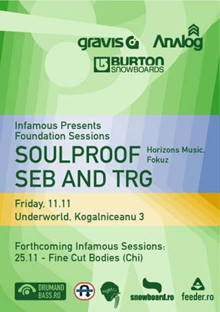 Soulproof la Foundation Sessions