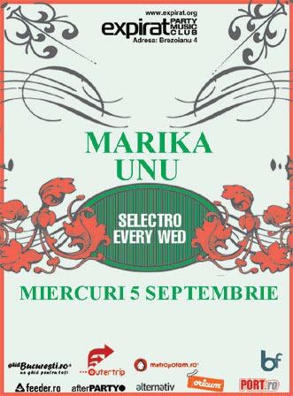 Marika & Unu @ expirat diseara