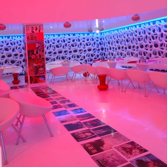 record covers exhibition in embryo