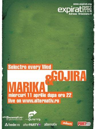 Gojira & Marika