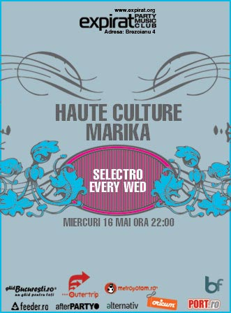 Haute Culture & Marika @ expirat