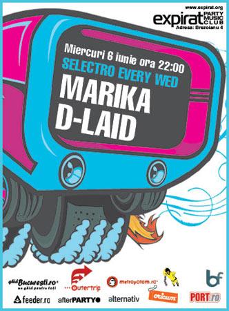 Marika & D-Laid @ Expirat