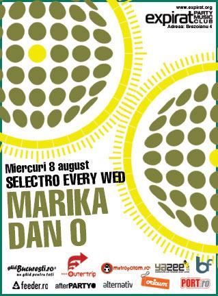 Marika + Dan O @ Expirat
