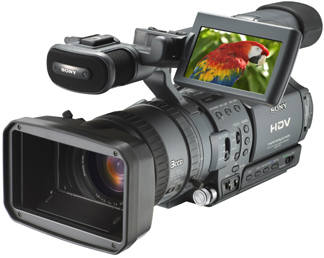 Sony HDR-FX1: High Definition Video Has Arrived!