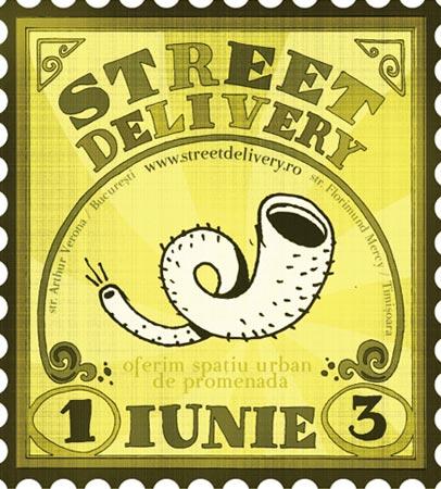 Street Delivery 2007 București strada Pictor Arthur Verona