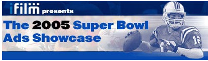 2005 Super Bowl Ads