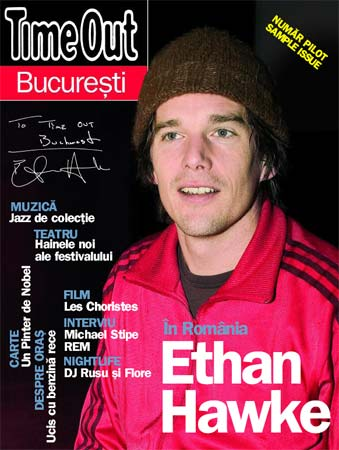 Time Out Bucuresti – nr pilot pdf