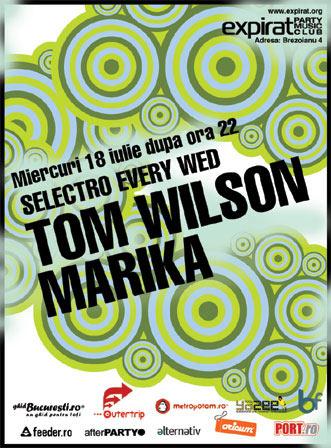 Tom Wilson & Marika