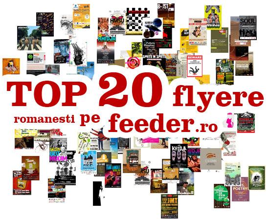 TOP 20 flyere romanesti pe feeder.ro