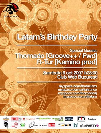 web club 5+6+12 oct