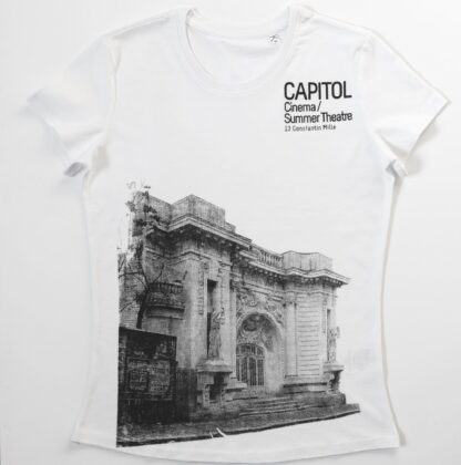 SAVE CAPITOL ALHAMBRA T-SHIRT W