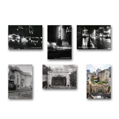 CAPITOL set of 6 postcards