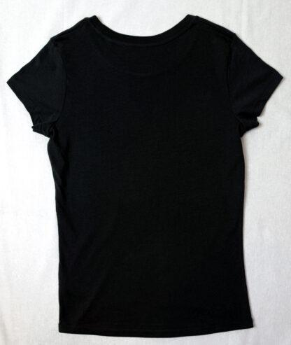feeder.ro black logo organic cotton t-shirt