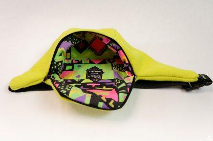 """""""Login 3"""" save or cancel x feeder.ro tennis felt fanny pack"""