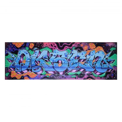 Nesk - Oksen | original painting on canvas