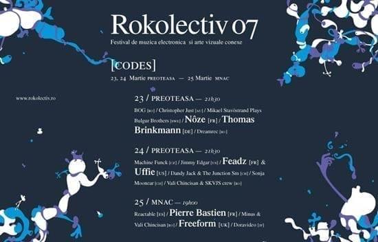 rokolectiv 2007 line up