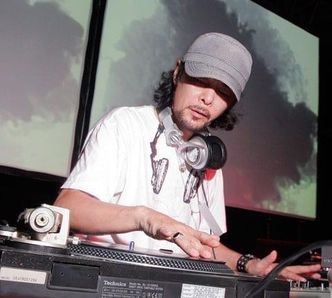 DJ KRUSH in bucharest romania
