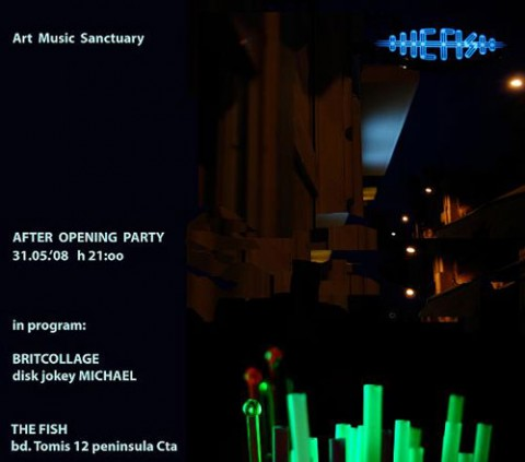 The Fish 1 year party