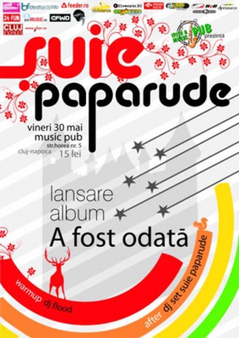 Suie Paparude + DJ set: Haute Culture si Junkyard