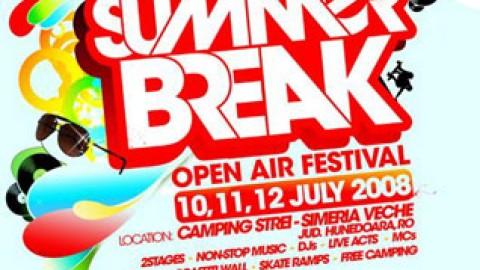 Summer Break Festival 2008