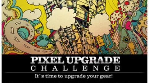 Pixel Upgrade Challenge