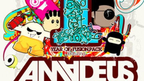 1 Year of Fusion Pack cu Amadeus