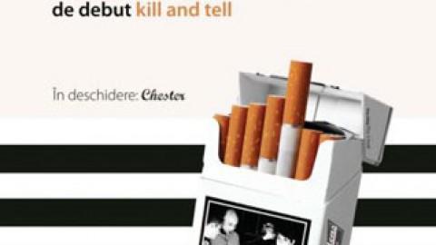 "Dekadens lanseaza ""Kill & Tell"""
