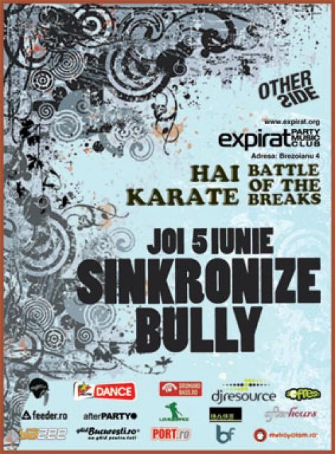 Bully & Sinkronize