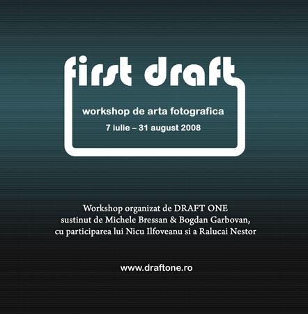 first draft workshop