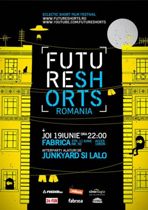 Reminder: Future Shorts – diseara editia de iunie