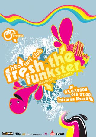 Fresh the Funkster