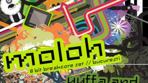 Moloh + Yuffa and Hardcore + Technology