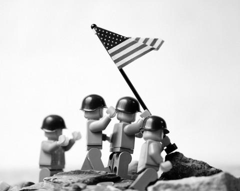 Lego – fotografii celebre