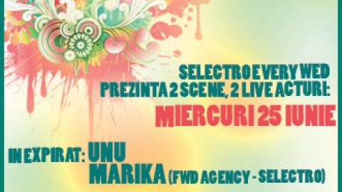 Unu + Marika + MyRon